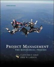 Project Management: The Managerial Process with Student CD and MS Project CD [Mc