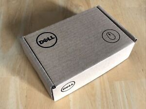 Genuine OEM Dell Optical Wired Basic Mouse Model MS116P 2 Button USB NEW Sealed