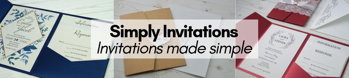 Simply Invitations
