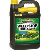 Spectracide Weed Stop For Lawns 1-Gal Weed Killer Spray Ready-To-Use No Mixing
