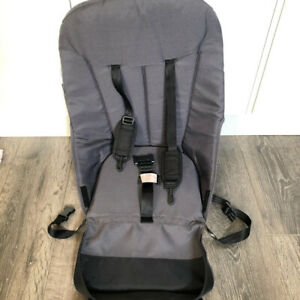 Bugaboo Cameleon Gen 1 Gen 2 Seat  Seat Fabric Grey with Foam and Board