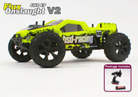 BSD Racing Flux Onslaught V2 1/10 Scale 4WD Remote Control Truck