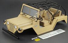 Killer Body RC Truck Body Shell 1/10 WARRIOR For SCX10 Crawler -PAINTED- Desert