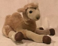 NWT RUSS Plush Camel Yomiko Collection Stuffed Animal Soft Cuddle Baby Cute Toy