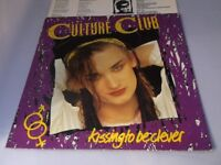 Culture Club:  Kissing to be Clever   EX+  1982 UK 1st pressing   LP