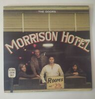 The Doors Morrison Hotel Elektra Vinyl LP 1980 Repress EKS 75007 Rock VG+ /VG+