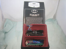 Silver AGE II 'Batmobile Collection  1:43 Diecast 3000 sold worldwide