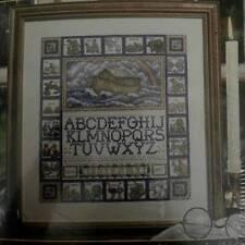 Teresa Wentzler Noah's Ark Sampler Cross Stitch Kit 9X10 NEW Sealed