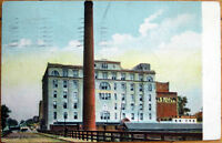 1909 Postcard: Pillsbury A Mill - Minneapolis, Minnesota MN