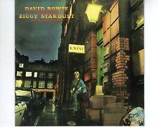 CD DAVID BOWIEziggy stardustEX- 1990 NO BARCODE( B2475)