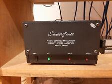 FINALE - POWER AMPLIFIER SOUNDCRAFTSMEN PM 860 300+300W