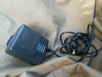 Sega Model MK-2103 OEM Plug in Power Supply for Genesis Console 10VDC 0.85A