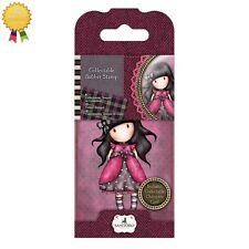 Gorjuss Rubber Mini Stamps *LADYBIRD* Little Girl Card Making Scrapbooking  - 5