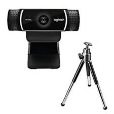 Logitech C922 Pro Stream Webcam 1080p HD Camera for Streaming Recording 60 FPS