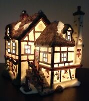 "Department 56 Dickens' Village ""Codington Cottage"" #58514 New Retired"