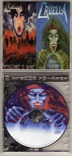 CRUELLA: VENGENCE IS MINE / SHOCK THE WORLD CD 2 ON 1 SPEED THRASH METAL