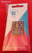 Olympics London 2012 Venue Sports Logo Pictogram Pin - Dressage - code 1737