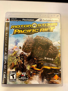 MotorStorm: Pacific Rift (PlayStation 3, PS3, 2008),Complete, Clean, Tested, CIB