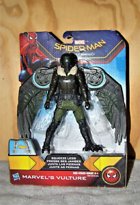 SALE  30% OFF! 3 NEW SPIDERMAN Marvel Comics MARVEL'S VULTURE ACTION FIGURE!