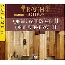Hans Fagius-Bach Edition vol.22, Bach, Johann Sebastian (CD NUOVO!)