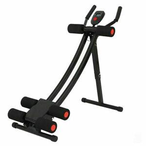 Abdominal Exercise Machine Cruncher Trainer Body Shaper Gym Equipment