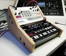 PRECISION RANGE DUAL KORG VOLCA STAND RECESSED FOR LIVE PERFORMANCE