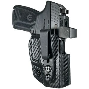 Black Scorpion Gear IWB Kydex Tuckable Holster fits Ruger MAX-9