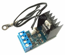 DC 12V 1A Automatic PC CPU Fan Temperature Control Governor Speed Controller
