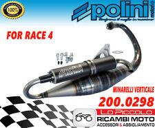 MARMITTA ESPANSIONE POLINI FOR RACE 4 MBK BOOSTER R ROCKET SPIRIT TRACK NG