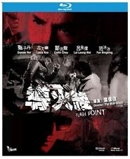 "Donnie Yen ""Flash Point"" Louis Koo Collin Chou HK Classic Action Blu-Ray"