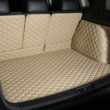 Cargo Trunk Boot Liner Mats Carpet For BMW X5 7-Seats 2007-2013 Years Waterproof