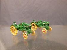 Ho Scale 2 John Deere Waterloo Boy Tractors