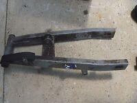 OEM FACTORY 98-01 KTM 50SX SX50 Pro 50cc Sr Swingarm