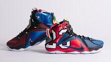 Nike LeBron 12 XII What The Size 13. 802193-909 bhm kyrie mvp cork elite