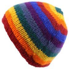 Cappelli da donna multicolore in poliestere