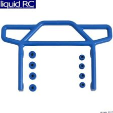 RPM R/C Products 70815 Rear Bumper Blue : Rustler