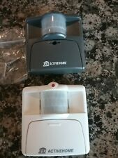 X10-Wireless-Rf-Ms13A & Ms14A Hawkeye-Motion-Detector-S mart-Home-Pir