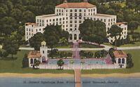 Postcard General Oglethorpe Hotel Wilmington Island Savannah Georgia GA