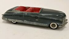 Vintage Master Caster 1949 Gray Packard Convertible Metal Promo Car Chicago, IL