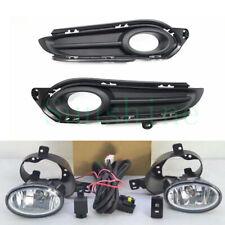 1set for Honda HR-V hrv 2014-18 Car Left Right Fog Light Lamp Cover BULB Support