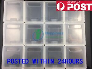Clear Protective Game Storage Case Cover X12 For Nintendo GameBoy Color GB GBP