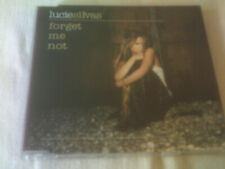 LUCIE SILVAS - FORGET ME NOT - 2005 PROMO CD SINGLE
