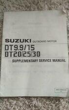 1988 1997 suzuki dt8 dt9 9 dt15 2 stroke outboard manual