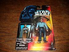 1995 Star Wars POTF Lando Calrissian Action Figure Sealed Unopened on Card Nice