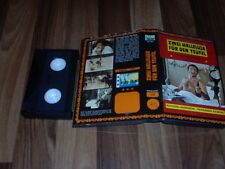 Zwei Halleluja für den Teufel -- World Video Film  FSK 16/Beta max/Betamax