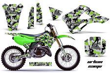 KAWASAKI KX 125/250 Graphic Kit AMR Racing Decal Sticker Part KX125/250 99-02 UB