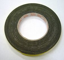 12MM X 10 METRE DOUBLE SIDED TAPE HOLDEN COMMODORE CALAIS  VS VT VX VY VZ VE