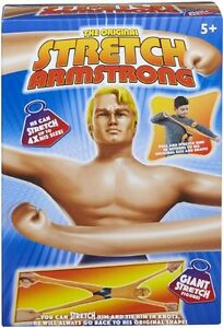 NEW Stretch Armstrong from Mr Toys