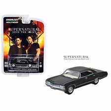 GREENLIGHT 44692 SUPERNATURAL 1967 CHEVROLET IMPALA SPORTS SEDAN 1:64 BLACK