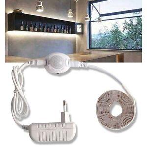 Waterproof Under Cabinet LED Lights with Motion Sensor Closet LED Strip Lights